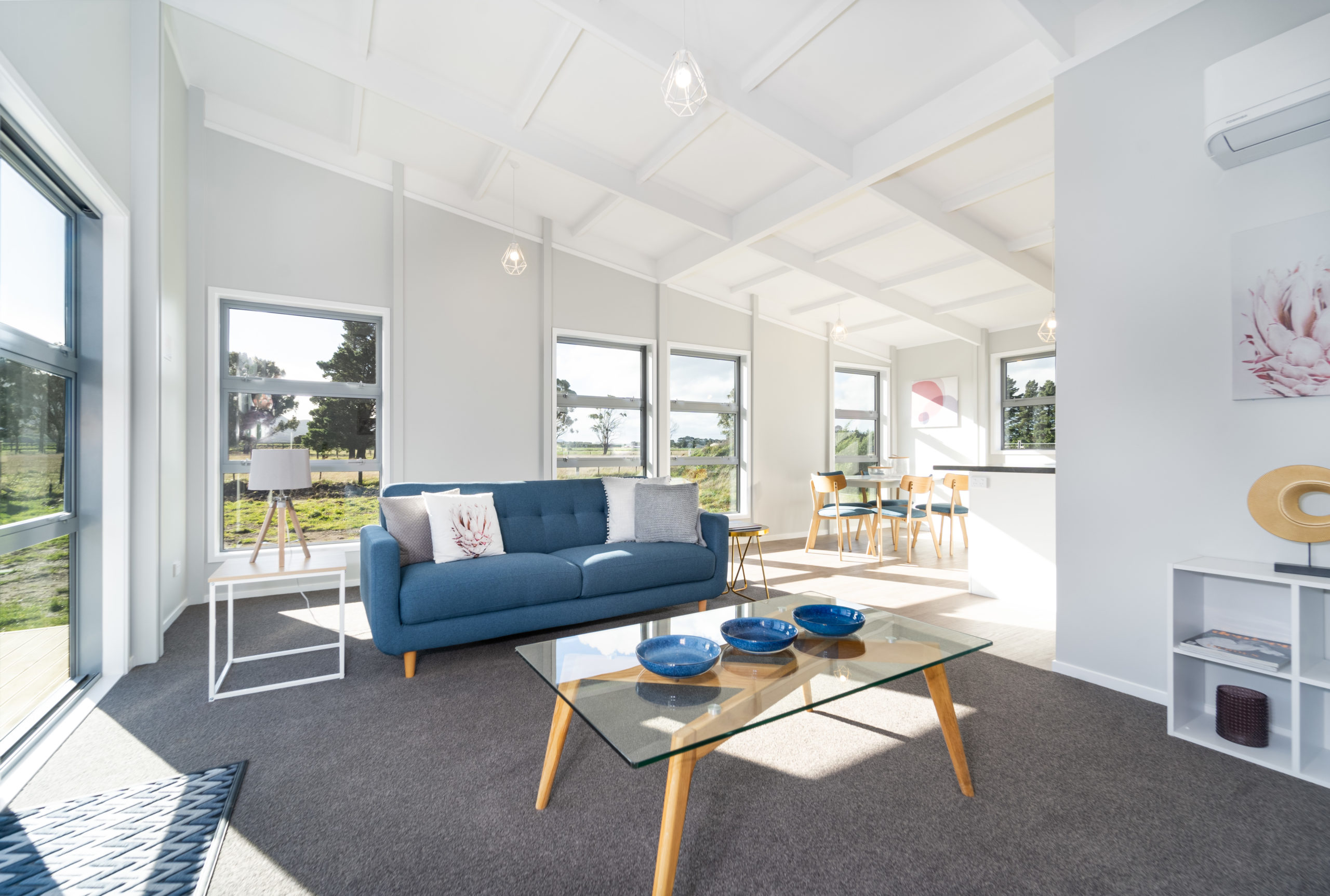 EasyBuild Open Plan Living and Dining